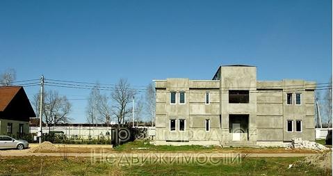 Дом, Минское ш, Киевское ш, 35 км от МКАД, Тарасково д. . - Фото 1