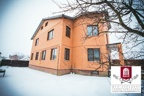 Продажа дома 269 м2 на участке 8.1 соток - Фото 1
