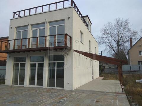 Продается новый дом на Клязьменском водохранилище. 180 кв.м. из . - Фото 2