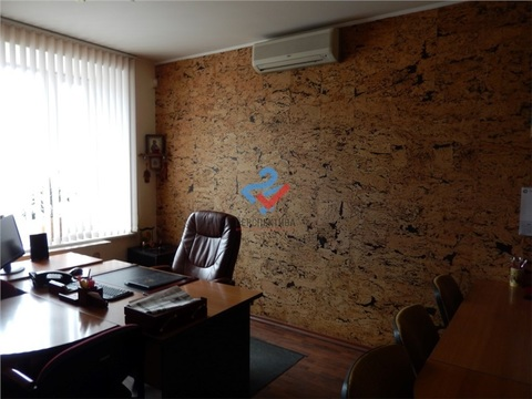 Офис 187,2 кв.м. с мебелью, 50 лет ссср, 39/1 - Фото 2