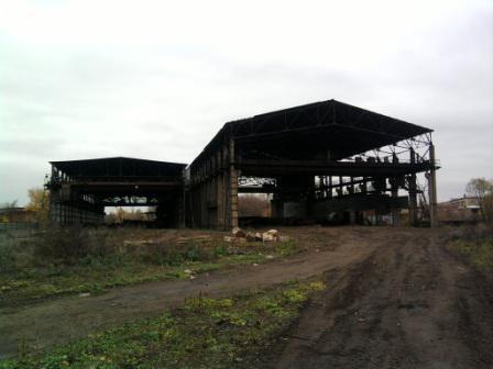 Производственный комплекс 11.000 м2 на 5,4 Га с ж/д в г.Коломна - Фото 1