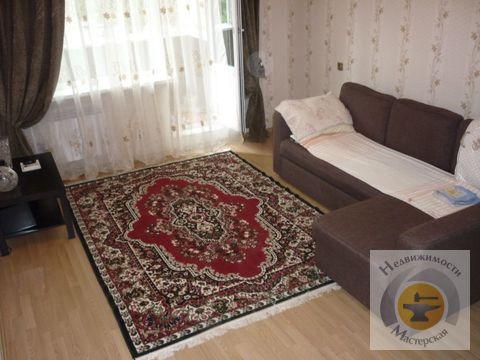 Однокомнатная квартира в хорошем состоянии в центре - Фото 1