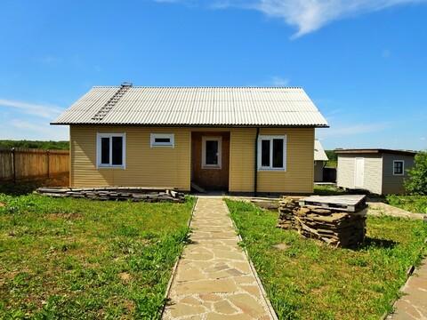 2 дома с баней в деревне Теряево Заокского р-на. - Фото 2