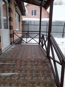 Двухэтажный дом 148 кв.м + 50 кв.м. гостевой в п.Тучково - Фото 3