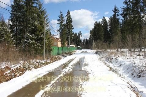 Участок, Минское ш, 35 км от МКАД, Сивково д. (Одинцовский р-н), . - Фото 2