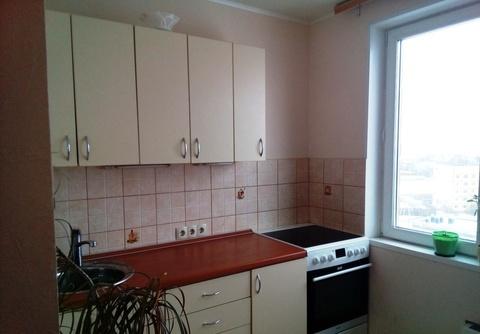 Продам 1-комнатную квартиру Брехово мкр Шкоьный к.7 - Фото 4
