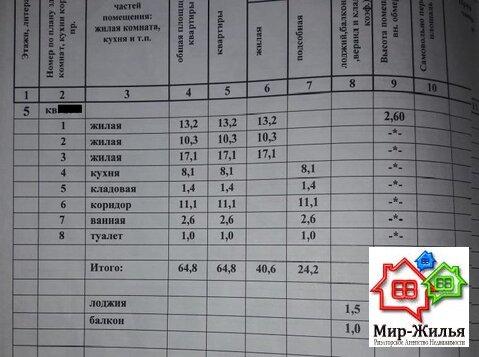 Продажа квартиры, Волгоград, Улица 8-й Воздушной Армии - Фото 4