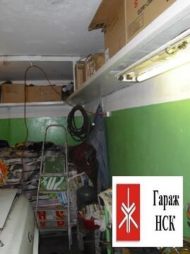 Продам капитальный гараж. Верхняя зона Академгородка, ГСК Радуга № 297 - Фото 2