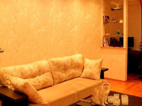 Продажа двухкомнатной квартиры на проспекте Ленина, 209 в Обнинске, Купить квартиру в Обнинске по недорогой цене, ID объекта - 319812674 - Фото 1