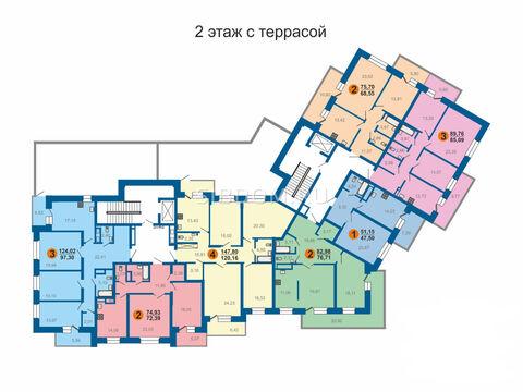 Продам квартиру Безоблачный дом 2 сдача 4 кв. 18г.