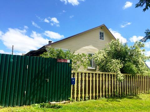 Продается дом на земельном участке 5.4 соток. - Фото 1