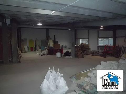 Сдаю теплое помещение 260 кв.м.под производство на ул.Товарная - Фото 5