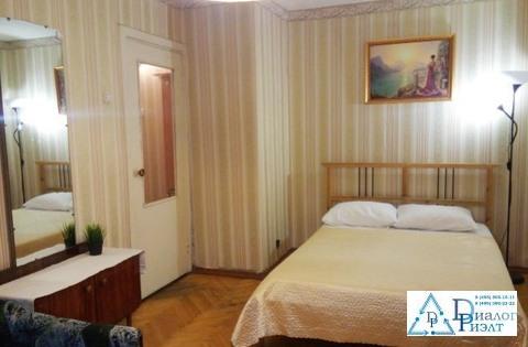 Комната в 2-й квартире в Люберцах, 12мин авто до метро Котельники - Фото 1