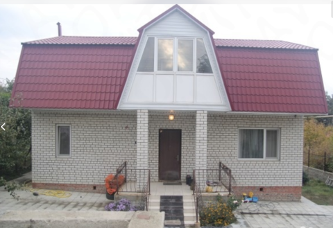 Продаётся двухэтажный кирпичный дом рядом с Волгой - Фото 1