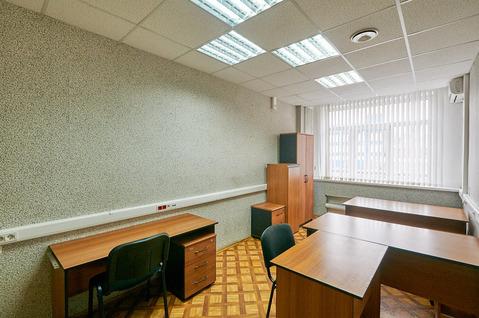 Аренда офиса 17,7 кв.м, метро Семёновская - Фото 1