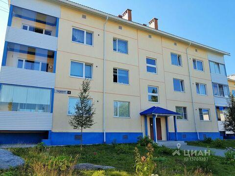 Продажа квартиры, Костомукша, Таежный переулок - Фото 1