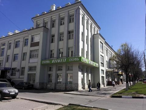 Трёхкомнатная Сталинка в Туле. - Фото 1