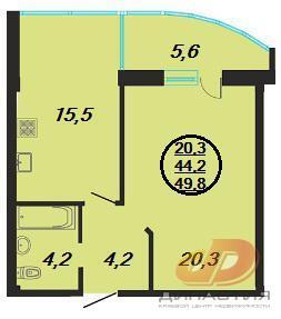 Продается квартира в центре, рядом с Медицинским университетом - Фото 3