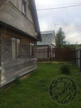 Дача с пропиской на участке 6 соток. СНТ Лесное, Рогово, новая Москва - Фото 4