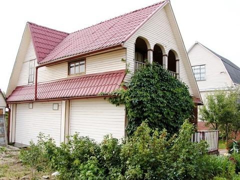 Два дома 100 кв.м. и 78 кв.м. на участке 6 соток в д. Медвежьи озера - Фото 3