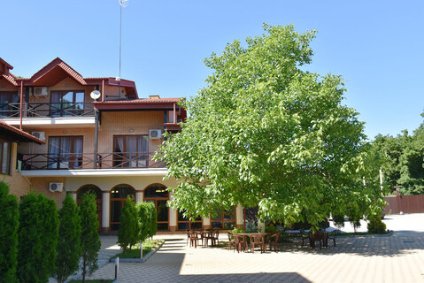 Продается гостиничный комплекс в Геленджике - Фото 1