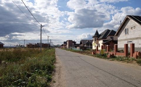 Участок, Калужское ш, 26 км от МКАД, Подмосковные вечера, Коттеджный . - Фото 3