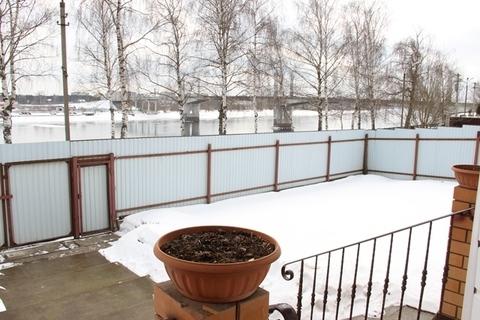 Продаю дом, 11,6 сотки на первой линии р. Волга в самом центре города - Фото 4