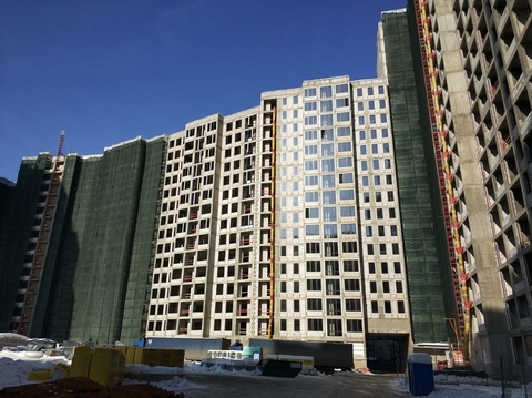 Продажа квартиры ЖК 1147 - Фото 1