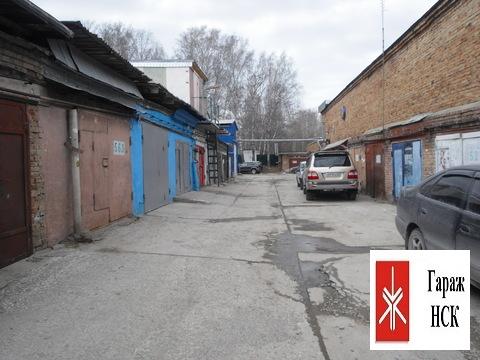 Продам капитальный гараж в ГСК Роща №561. Академгородок, за ияф - Фото 2