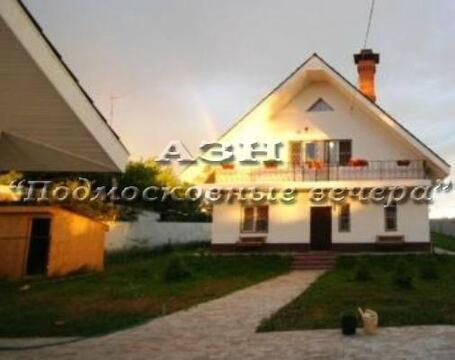 Новорязанское ш. 40 км от МКАД, Торопово, Коттедж 200 кв. м - Фото 1
