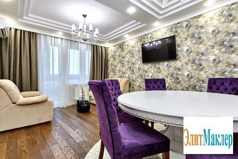 4 квартира в центре Краснодара, в доме премиум-класса! - Фото 3