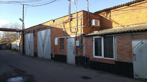 Складской комплекс с ж/д веткой + участок 38 сот. в центре Краснодара - Фото 2