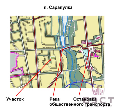 Объявление №64349989: Продажа участка. Сарапулка