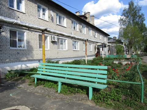 Судогодский р-он, Муромцево п, Комсомольская, д.9, 2-комнатная . - Фото 1