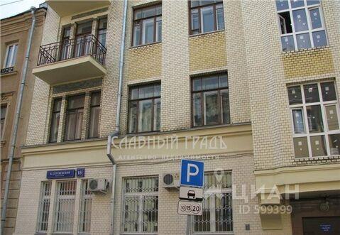 Продажа псн, м. Сухаревская, Большой Сергиевский переулок - Фото 2