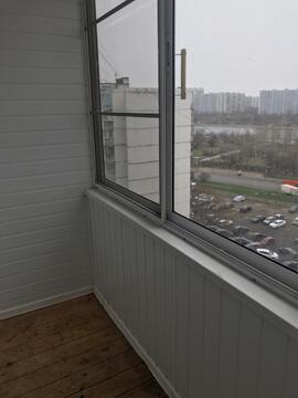 1-я квартира 46кв м. Луговой проезд, 9 к1 метро Марьино - Фото 3