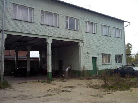 Производственно-складской комплекс 6000 кв.м, г.Серпухов - Фото 1