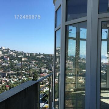 Квартира с полукруглым эркером с видом на всю Ялту - Фото 3