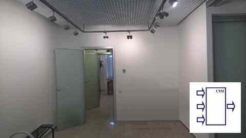 Уфа. Офисное помещение в аренду ул.Цюрупы Площ.100 кв.м - Фото 3