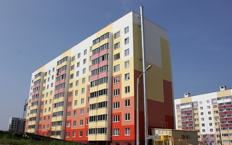 Продажа двухкомнатной квартиры на Дементьева, Продажа квартир в Чебоксарах, ID объекта - 330630015 - Фото 1