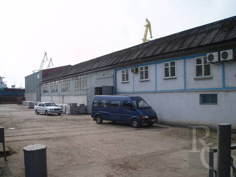 Продажа производственного помещения, Севастополь, Ул. Рыбаков - Фото 3