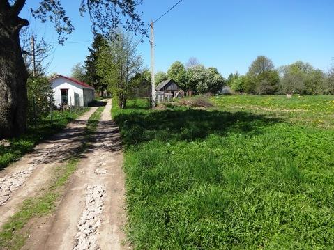 Участок под ЛПХ в 15 км от Пскова - Фото 3