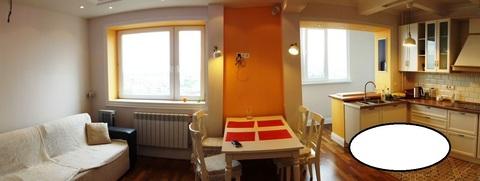 3 комнатная квартира 110 кв.м. в г.Жуковский, ул.Солнечная д.4 - Фото 3