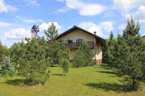 Коттедж в стиле шале с отличной планировкой на Рублевке-Риге в посёлке - Фото 1