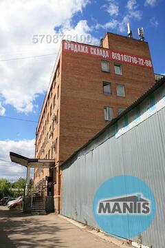 Сдается теплый склад в административном корпусе, цокольный этаж с окна - Фото 5