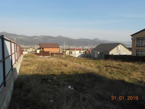 Продажа участка, Новороссийск, Село Цемдолина - Фото 1