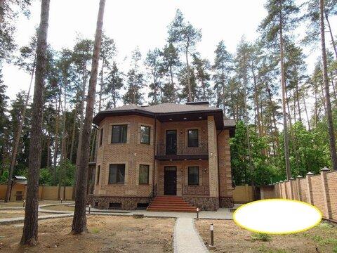 Дом 343 кв.м. на участке 15.5 соток в Раменском р-не, пос. Кратово - Фото 1