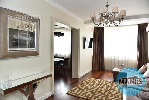 Вашему вниманию предлагается уютная, светлая трехкомнатная квартира в - Фото 3