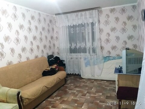 Продажа 1 комнатной квартиры в Кимрах, улица Пушкина, дом 55. - Фото 5