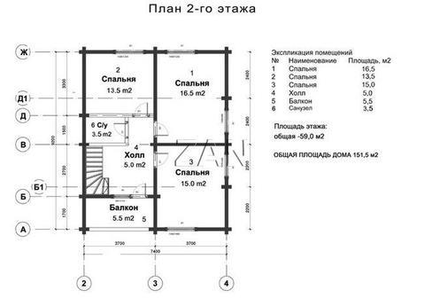 Продается дом, Новорижское шоссе, 40 км от МКАД - Фото 3